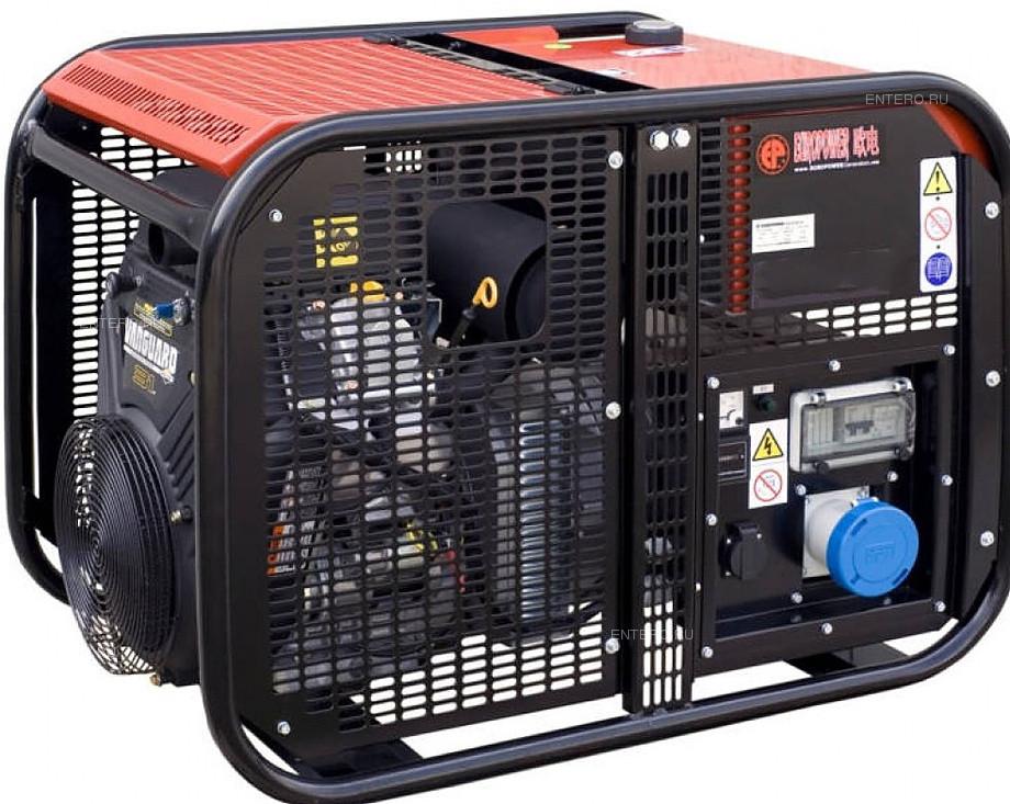 Генератор бензиновый Europower EP 20000 E