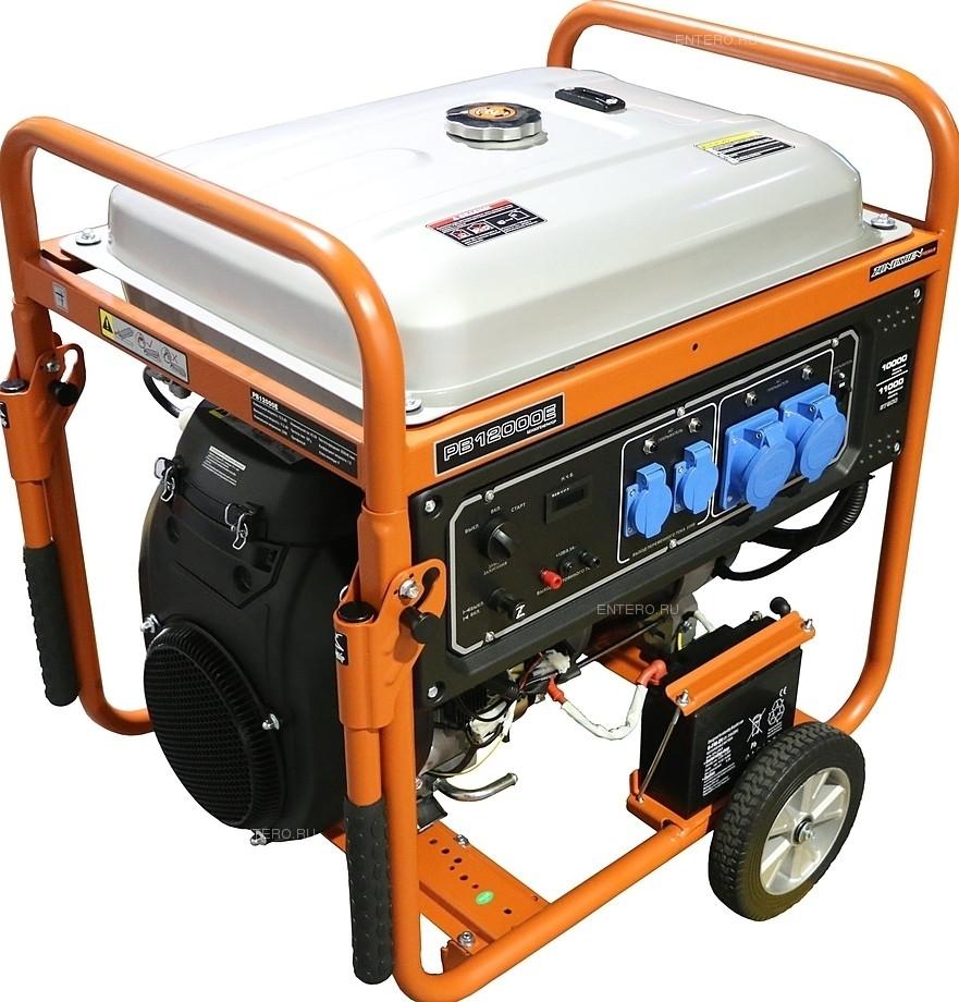 Генератор бензиновый Zongshen PB 11000 E