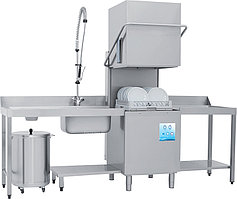 Купольная посудомоечная машина Elettrobar FAST 80