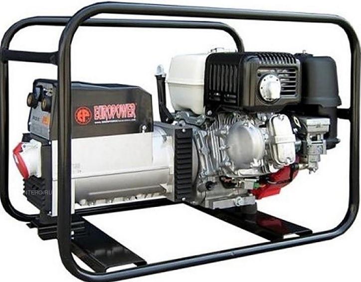 Генератор бензиновый сварочный Europower EP 200 Х1 AC