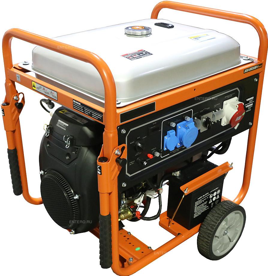 Генератор бензиновый Zongshen PB 15003 E