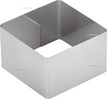 Форма кондитерская Техно-ТТ 100х100х50 мм нерж. сталь