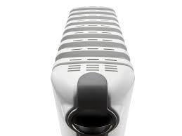 Масляный радиатор DeLonghi TRRS0715E белый - фото 2