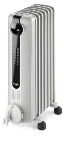 Масляный радиатор DeLonghi TRRS0715E белый - фото 1