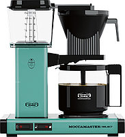 Кофеварка Moccamaster KBG741 Select бирюзовая