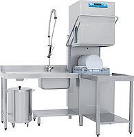 Купольная посудомоечная машина Elettrobar RIVER 83CDE
