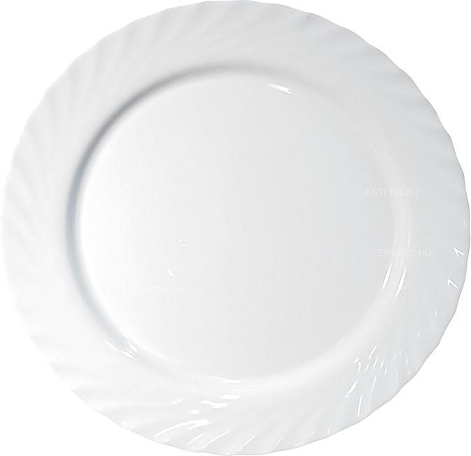 Блюдо Arcopal Trianon 13'' плоское