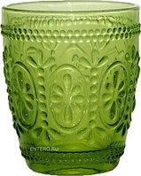 Стакан MACO Flower светло-зеленый