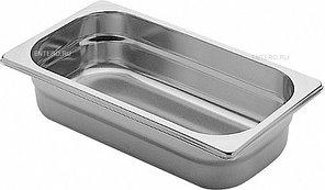 Гастроемкость Gastromix GN 1/4-65 (265х162х65) нерж. сталь