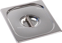 Крышка для гастроемкости Gastromix GN 2/3 (354x325) нерж. сталь