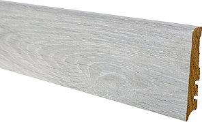 Плинтус Alsapan 448 серый дуб (80 мм)