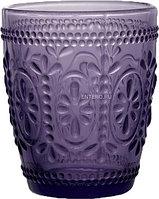Стакан MACO Flower фиолетовый