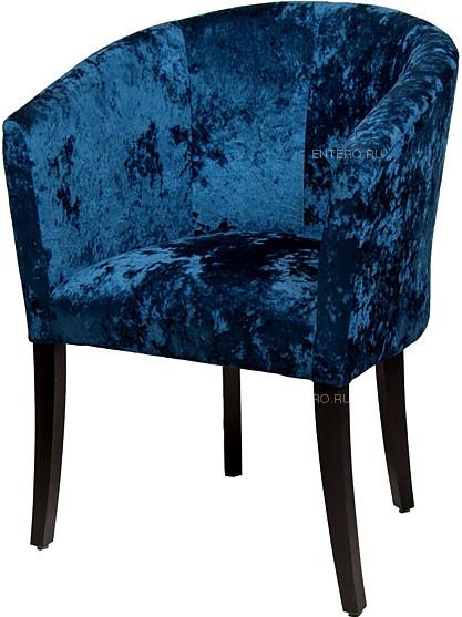 Кресло BentWood Бордо синий