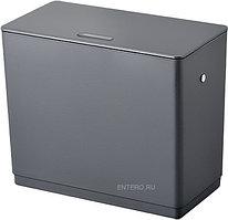 Ведро для мусора Foodatlas JAH-544 (серый)