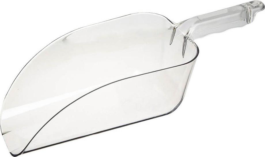 Совок для сыпучих продуктов Cambro SCP64CW 135 прозрачный
