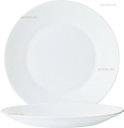 Тарелка обеденная Arcoroc Restaurant 23,5 см