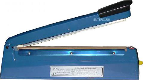 Запайщик пакетов Foodatlas PFS-400 Pro (пластик, 2 мм)
