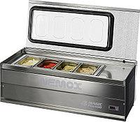 Витрина для мороженого Nemox 4 Magic Pro100