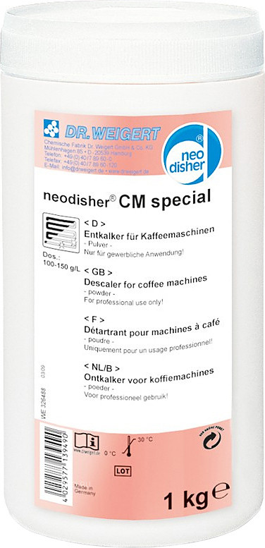 Моющее средство Dr. Weigert Neodisher CM special