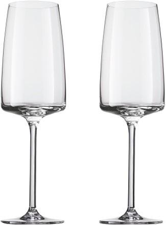 Набор бокалов Zwiesel Glas Vivid Senses 122430 для игристых вин Light and Fresh 2 шт.