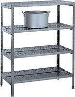 Стеллаж кухонный ATESY СТК-С-1500.650.1600-02-Н-ПП