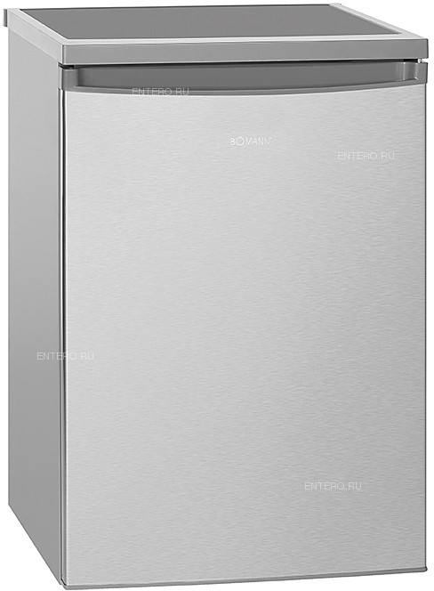 Холодильник Bomann VS 2185 серый