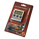 Термометр с проводным термосенсором и звуковым оповещением, фото 2
