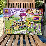 Конструктор Bela Friend игровая площадка 10774 аналог Lego Friends