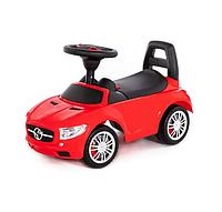 Детская машинка толокар Полесье SuperCar №1 красный