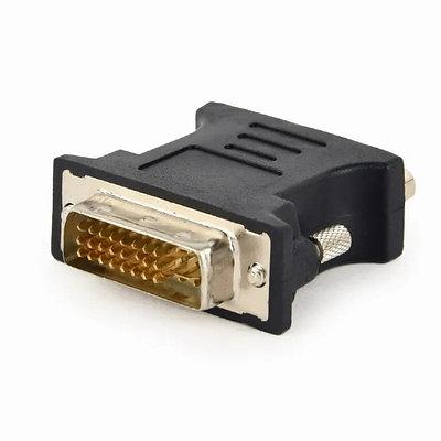 Переходник Cablexpert DVI-A -VGA черный