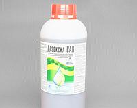 Кислотное пенное средство для очистки сантехнического оборудования Дезоксил САН 10