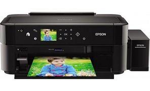 Принтер Epson L810 фабрика печати