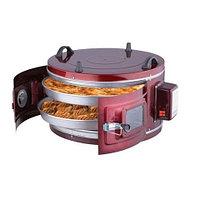 Печь-духовка круглая электрическая с термостатом SENCER {Турция} (Двухярусная)