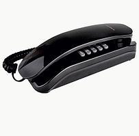 Телефон проводной Texet TX-215 черный