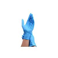 Перчатки латексные смотровые, нестерильные, опудренные размеры S, M, L