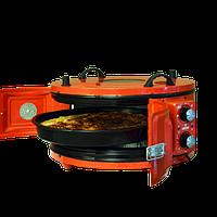 Печь-духовка круглая электрическая с термостатом SENCER {Турция} (Одноярусная)