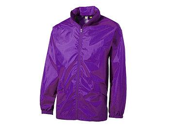 Ветровка Miami мужская с чехлом, фиолетовый
