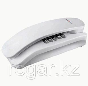 Телефон проводной Texet TX-215 белый