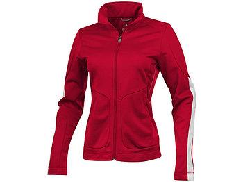 Куртка Maple женская на молнии, красный
