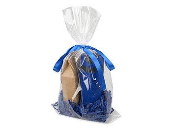 Подарочный набор Tea Cup Plus с чаем, синий