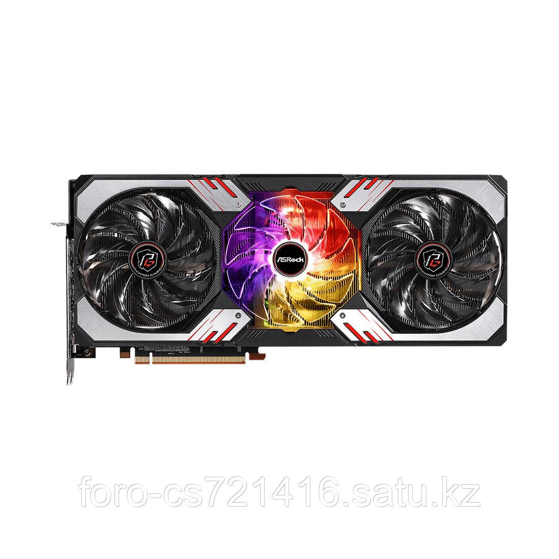 Видеокарта ASRock Radeon RX6900XT PGD 16GO