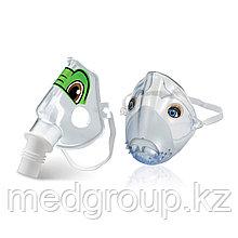 Детская маска Philips Sidestream. Многоразовые и одноразовые ингаляторы и компрессоры