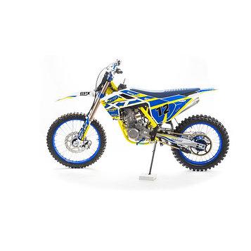 Кроссовый мотоцикл MotoLand XT250 ST-W, синий
