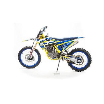 Кроссовый мотоцикл MotoLand XT250 ST-FA, синий