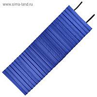 Коврик туристический рулонный, 180 х 60 х 1,5 см, цвет МИКС