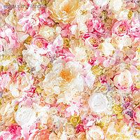 Фотообои Moda Interio, Flizelini F3028-3 Цветущий ковер (3 полотна), 2,7*2,7м