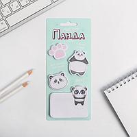 Набор стикеров «Панда», 4 блока