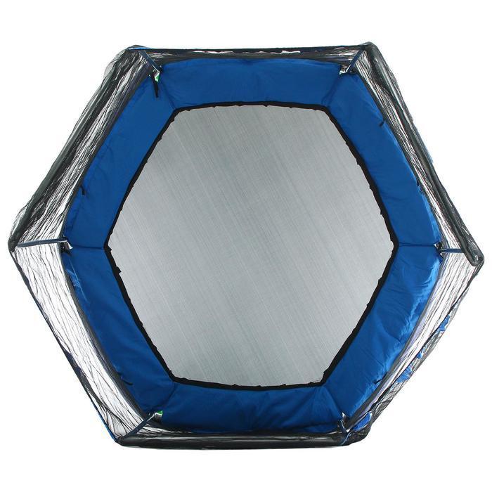 Батут ZABIAKA, d=210 см с сеткой - фото 3