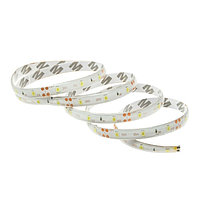 Светодиодная автомобильная лента 12 В, 54 LED, 90х0.8 см, IP68, свет белый