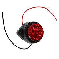 Габаритный фонарь светодиодный 12В, красный